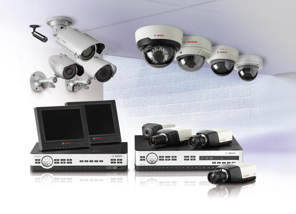 Vidéosurveillance Bosch