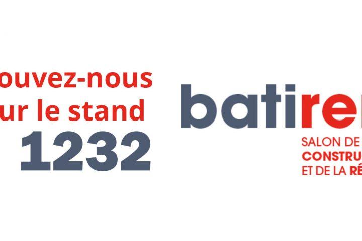 Alarme De Clerck est sur le stand 1232 à Batireno 2017