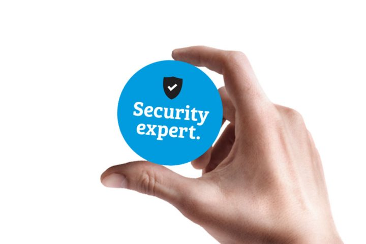 Alarme De Clerck est un Security Expert